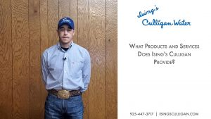 What Products and Services Does Ising's Culligan Provide?